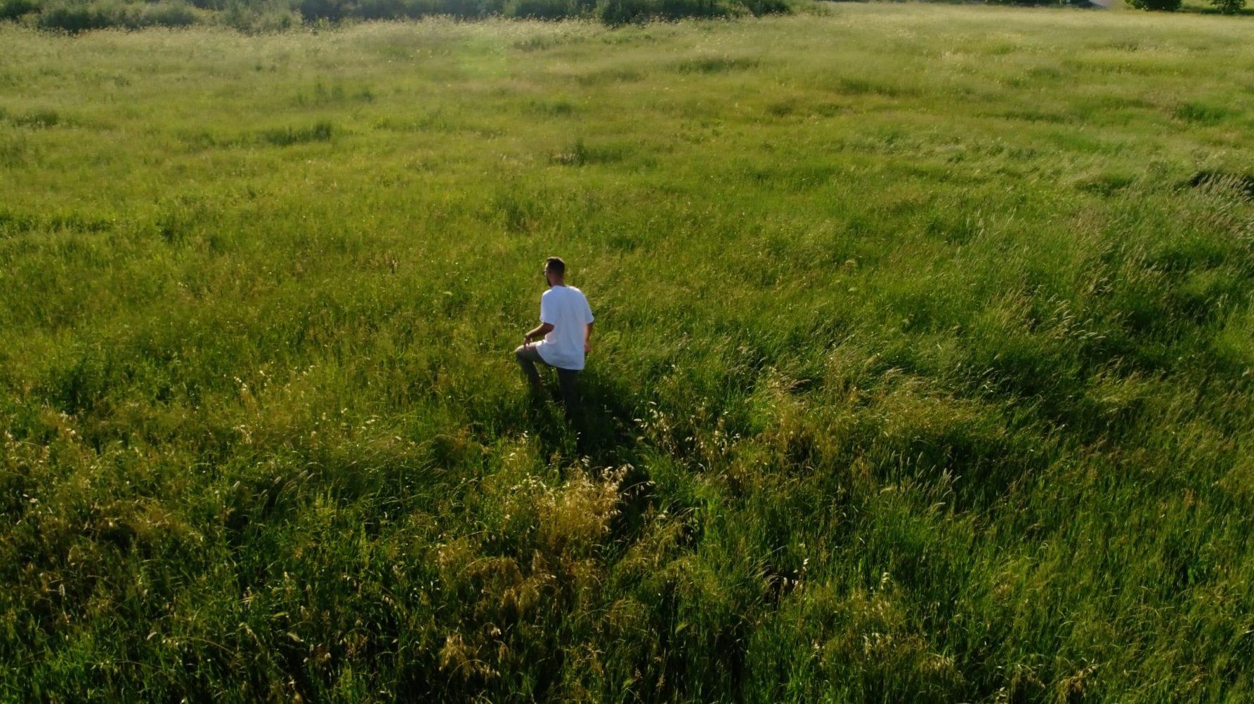 riprese droni roma prato book fotografico natura